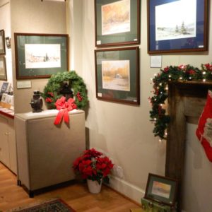 Christmas at the Gallery