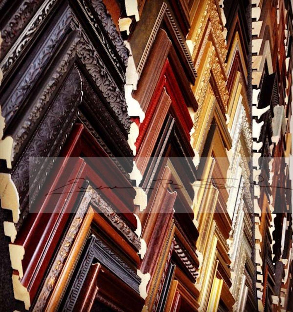 A small portion of our frame samples available.