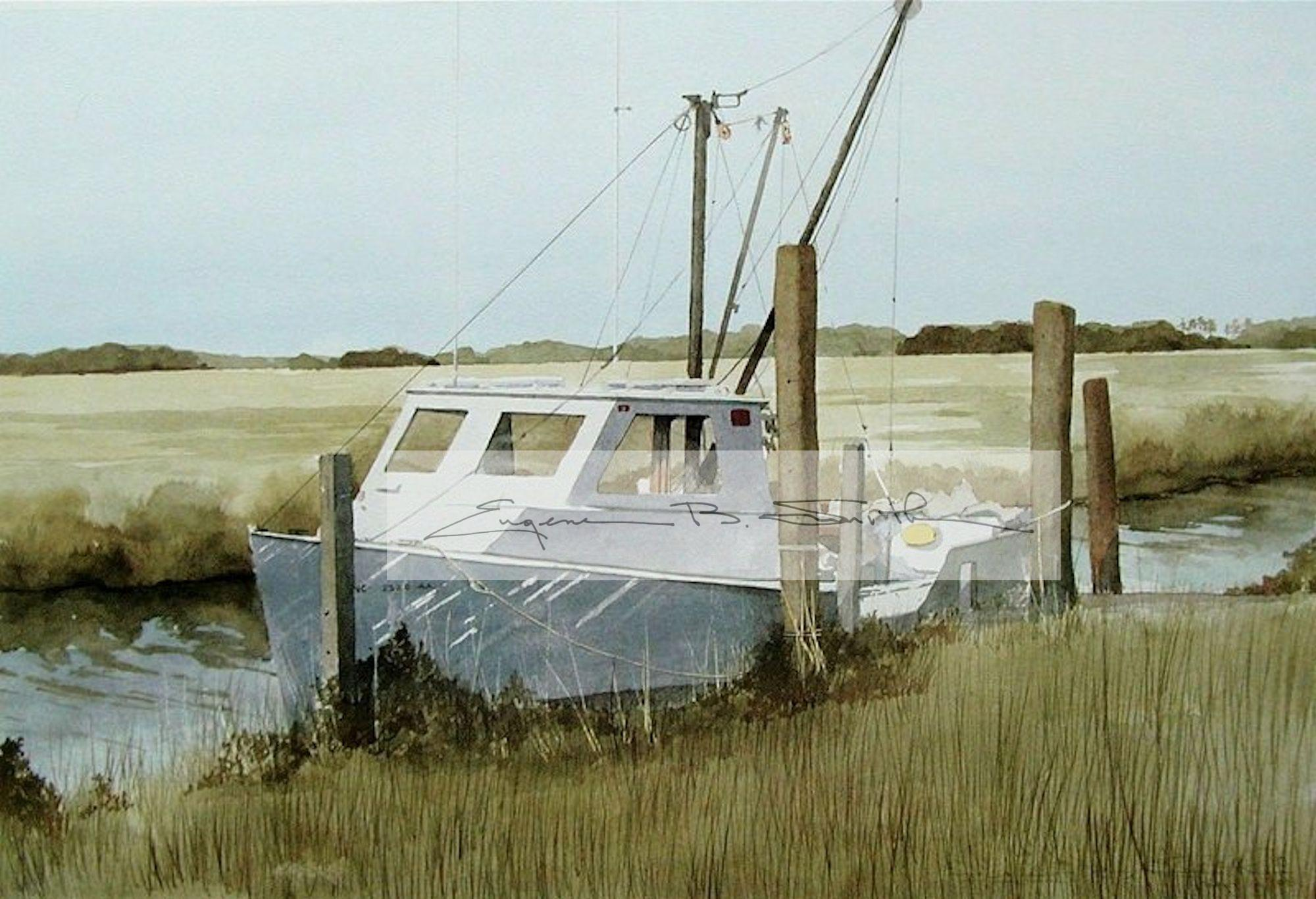 Giclee Print | Image Size: 14.5 x 20.5 | $175 | Frame Size: 24 x 30