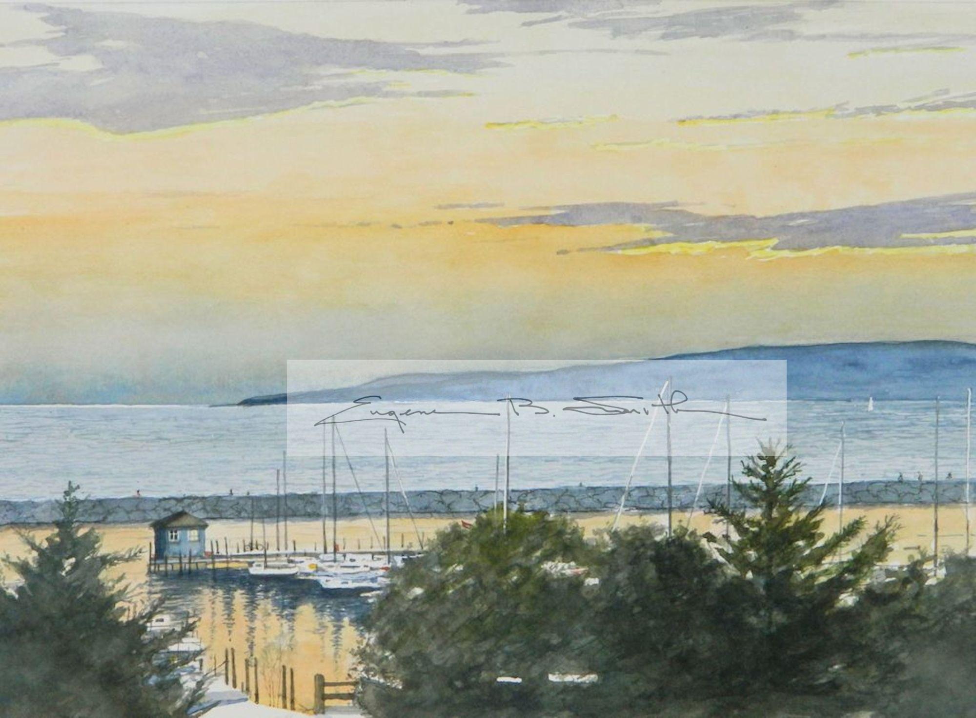 Giclee Print | Image Size: 10.5 x 15 | $135 | Frame Size: 20 x 24