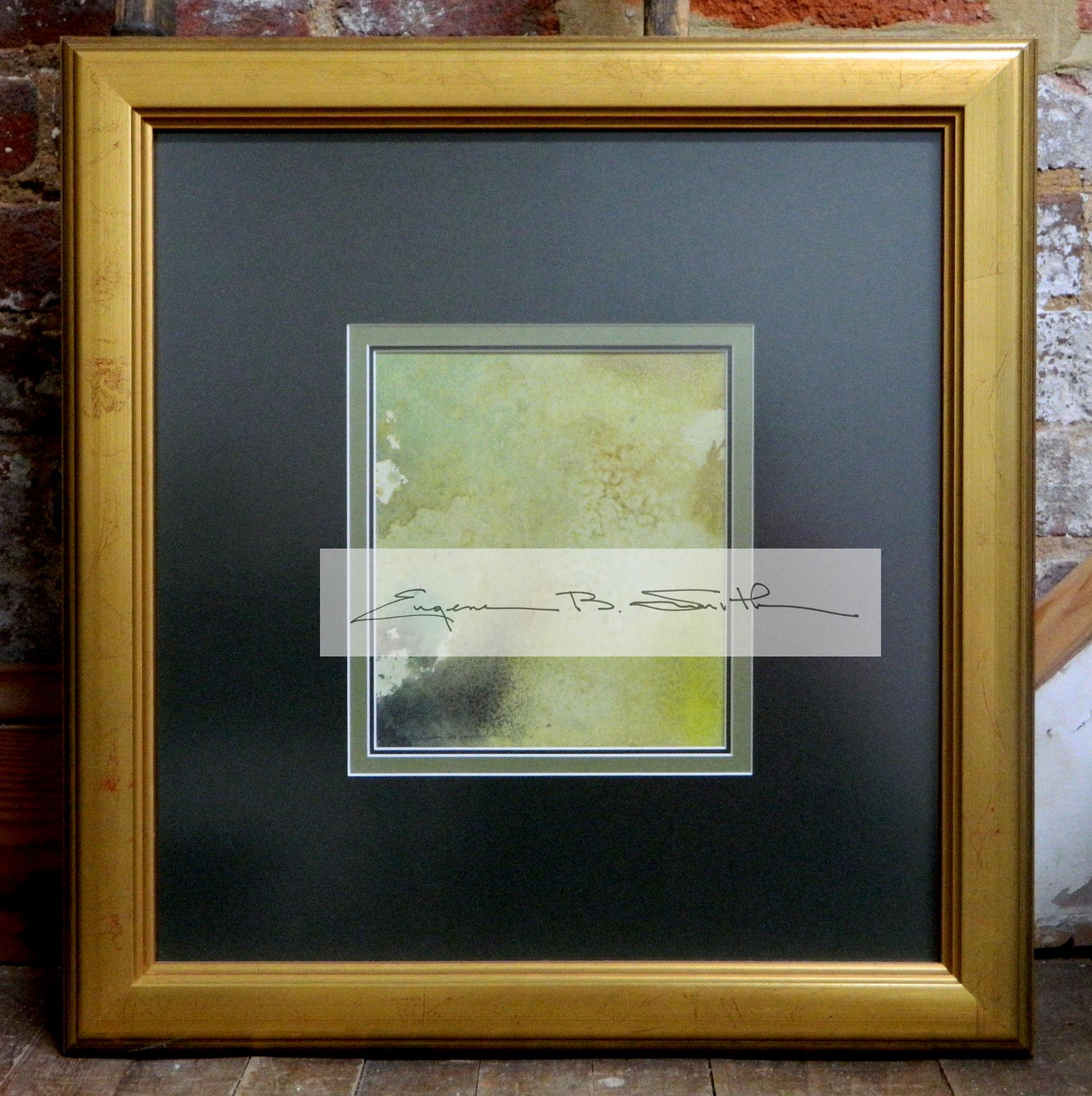 Expansion Abstract Image size: 8 x 7 | Frame size: 17 x 16 | Call for price
