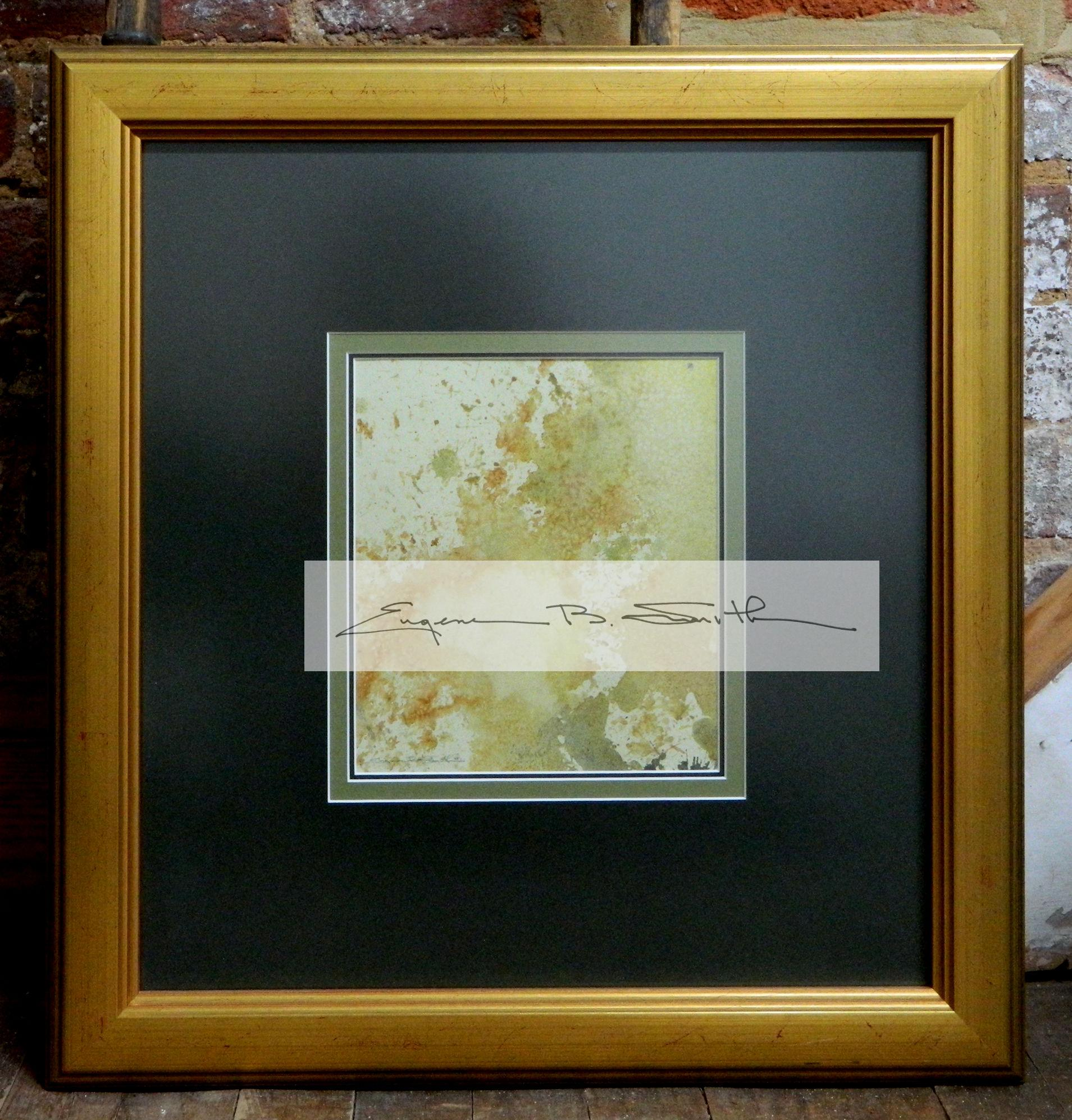 Suddenly Abstract | Image size: 8 x 7 | Frame size: 17 x 16 | Call for price